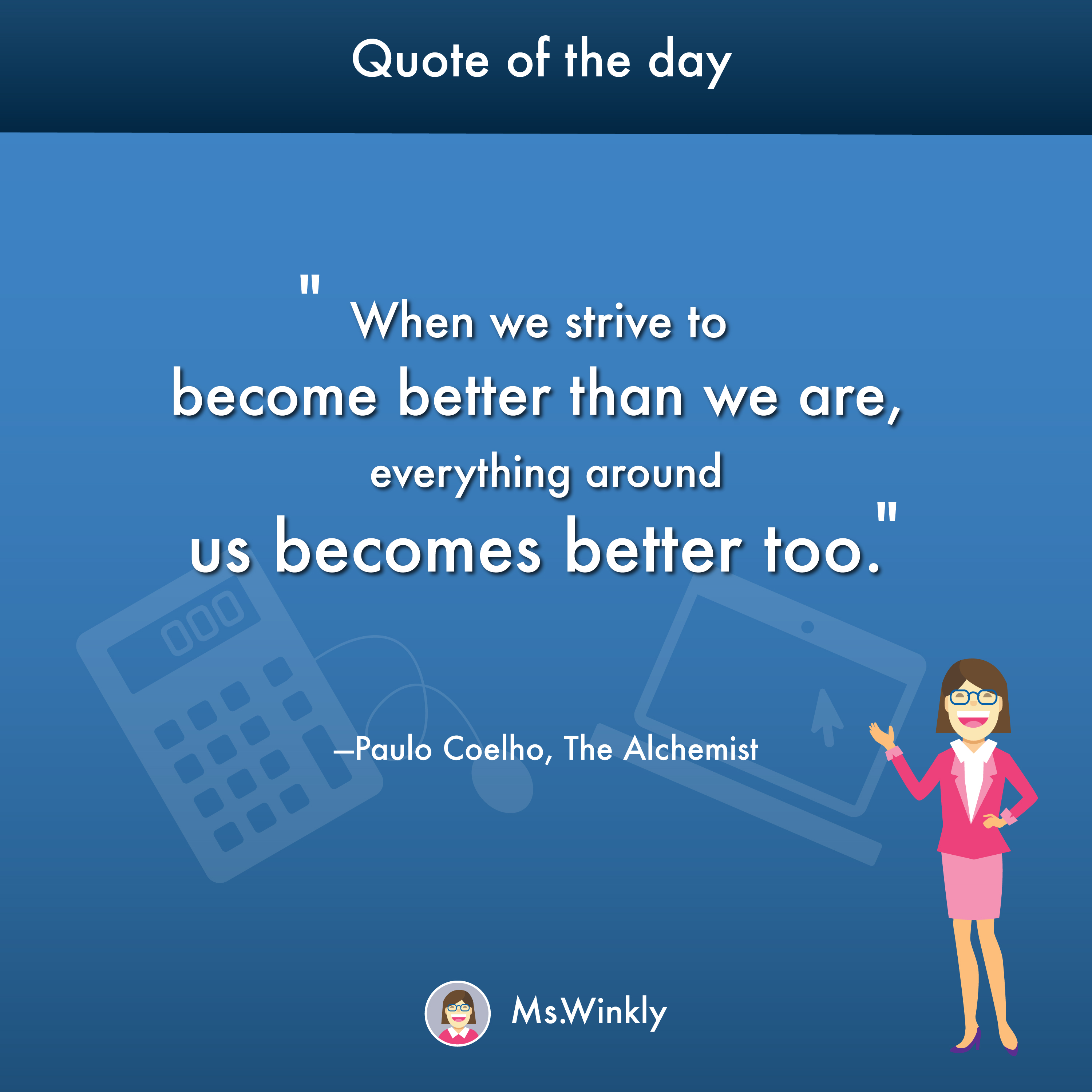 Quote Of The Day: Quote Of The Day